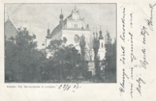 Klasztor OO. Bernardynów w Leżajsku [Fotowidokówka z obiegu]