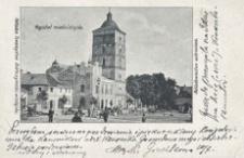 Magistrat miasta Leżajska [Fotowidokówka z obiegu]