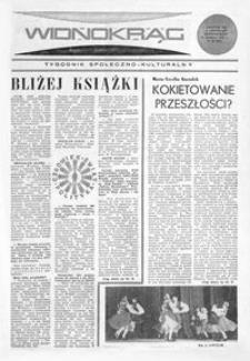 Widnokrąg : tygodnik społeczno-kulturalny. 1969, nr 46 (15 listopada)