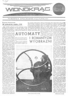 Widnokrąg : tygodnik społeczno-kulturalny. 1970, nr 46 (14 listopada)