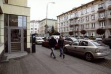 Ul. Sobieskiego : przed biurem GUS/O Rzeszów [Fotografia]
