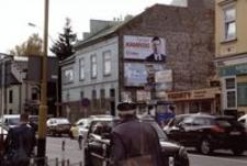 Ul. Targowa przy Hali Targowej [Fotografia]