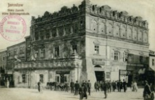 Jarosław. Stary Zamek = Altes Schlossgebaude [Widokówka z obiegu]