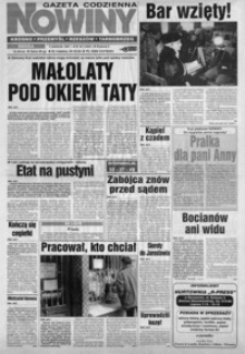 Nowiny : gazeta codzienna. 1997, nr 63-84 (kwiecień)