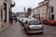 Ul. Mickiewicza w kierunku pl. Cichociemnych [Fotografia]