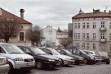 Zbieg ulic: Króla Kazimierza, Szpitalnej i Wierzynka [Fotografia]