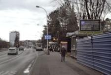 Ul. Cieplińskiego. Przystanek R[zeszowskiego] T[ransportu] M[iejskiego] [Fotografia]