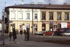 Róg ulic Targowej i Piłsudskiego [Fotografia]