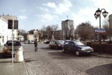 Ul. Mickiewicza przy pl. Cichociemnych [Fotografia]
