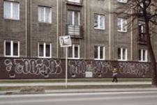 Ul. Szopena przy Leszczyńskiego [Fotografia]
