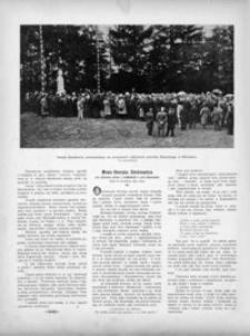 Mowa Henryka Sienkiewicza przy odsłonieniu pomnika J. Słowackiego w parku Miłosławskim dnia 16 września 1899 roku