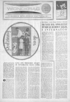 Widnokrąg : tygodnik społeczno-kulturalny. 1973, nr 5 (3 lutego)