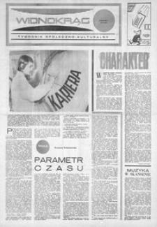 Widnokrąg : tygodnik społeczno-kulturalny. 1973, nr 10 (10 marca)