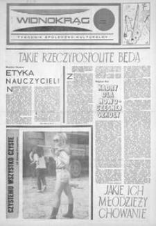 Widnokrąg : tygodnik społeczno-kulturalny. 1973, nr 14 (7 kwietnia)