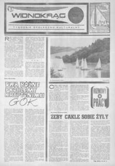 Widnokrąg : tygodnik społeczno-kulturalny. 1973, nr 33 (18 sierpnia)