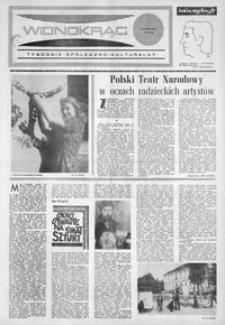 Widnokrąg : tygodnik społeczno-kulturalny. 1973, nr 39 (29 września)