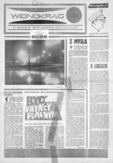 Widnokrąg : tygodnik społeczno-kulturalny. 1974, nr 1 (5 stycznia)