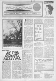 Widnokrąg : tygodnik społeczno-kulturalny. 1974, nr 3 (19 stycznia)