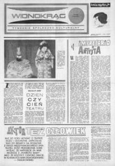 Widnokrąg : tygodnik społeczno-kulturalny. 1974, nr 13 (30 marca)