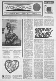 Widnokrąg : tygodnik społeczno-kulturalny. 1974, nr 15 (13 kwietnia)