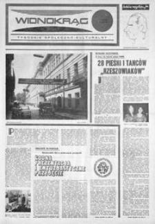 Widnokrąg : tygodnik społeczno-kulturalny. 1974, nr 22 (1 czerwca)