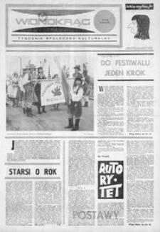 Widnokrąg : tygodnik społeczno-kulturalny. 1974, nr 25 (22 czerwca)