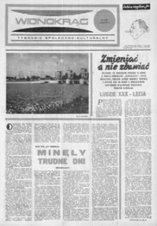 Widnokrąg : tygodnik społeczno-kulturalny. 1974, nr 30 (3 sierpnia)