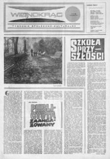 Widnokrąg : tygodnik społeczno-kulturalny. 1974, nr 41 (23 listopada)