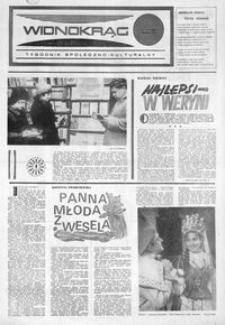 Widnokrąg : tygodnik społeczno-kulturalny. 1974, nr 42 (30 listopada)