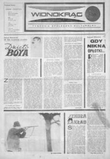 Widnokrąg : tygodnik społeczno-kulturalny. 1974, nr 46 (28 grudnia)