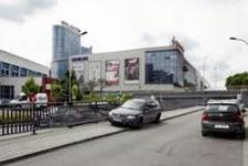 Ul. Jabłońskiego - Hotel i Galeria Rzeszów [Fotografia]