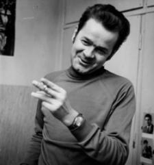 [Tadeusz Czarnowski - aktor Teatru im. W. Siemaszkowej w Rzeszowie] [Fotografia]