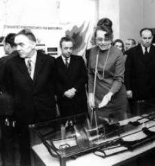 [Wystawa obrazująca działalność Polskiej Partii Robotniczej na Rzeszowszczyźnie w Muzeum Okręgowym w Rzeszowie] [Fotografia]