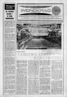 Widnokrąg : tygodnik społeczno-kulturalny. 1984, nr 25 (19 czerwca)