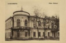 Sandomierz. Pałac Biskupi [Fotowidokówka czysta]