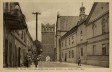 Sandomierz. Brama Opatowska [Pocztówka]