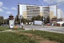 Ul. Obrońców Poczty Gdańskiej w kierunku ul. Starzyńskiego [Fotografia]