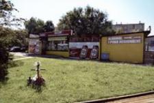 Na rogu al. Wyzwolenia i ul. Ofiar Katynia [Fotografia]
