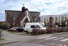 Osiedle Nowe Miasto - kościół Opatrzności Bożej i Św. Jana Bosko [Fotografia]