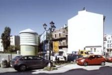 Rozbiórka budynku u zbiegu ulic Wierzynka i Szpitalnej [Fotografia]