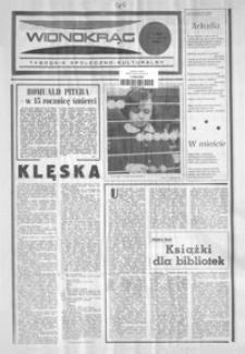 Widnokrąg : tygodnik społeczno-kulturalny. 1982, nr 1 (7 września)