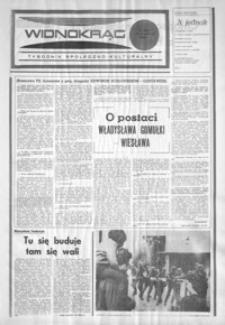 Widnokrąg : tygodnik społeczno-kulturalny. 1982, nr 2 (14 września)