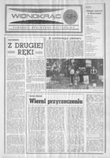 Widnokrąg : tygodnik społeczno-kulturalny. 1982, nr 4 (28 września)