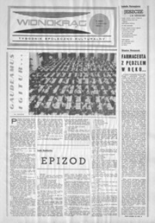 Widnokrąg : tygodnik społeczno-kulturalny. 1982, nr 5 (4 października)