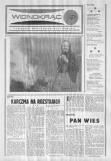 Widnokrąg : tygodnik społeczno-kulturalny. 1982, nr 10 (9 listopada)