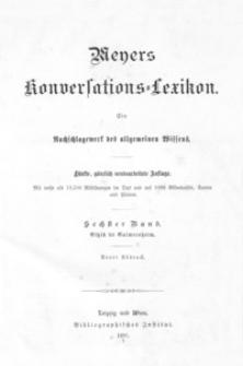 Meyers Konversations-Lexikon : ein Nachschlagewerk des allgemeinen Wissens. Bd. 6, Ethik bis Gaimersheim
