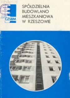 Spółdzielnia Budowlano-Mieszkaniowa w Rzeszowie
