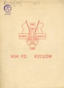 Historia zbrodni hitlerowskich dokonanych na pracownikach PZL-Rzeszów w okresie okupacji
