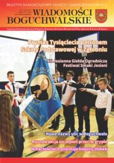 Wiadomości Boguchwalskie : biuletyn samorządowy miasta i gminy Boguchwała. 2017, nr 5