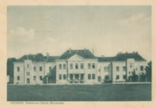 Rzeszów. Państwowa Szkoła Mleczarska [Pocztówka]